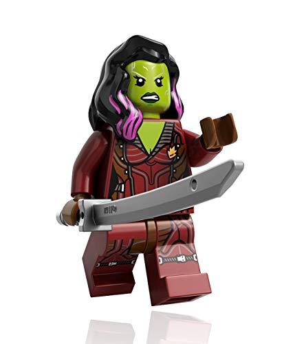 LEGO Super Heroes Guardians of the Galaxy Minifigure - Gamora (76021)