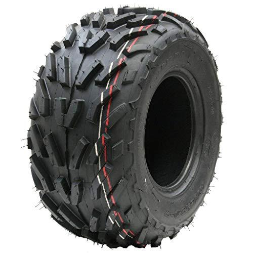 pas cher un bon 16 x 8,00-7 pneus de VTT, 16 x 8-7 ATV E, 7 pouces route légale lourde