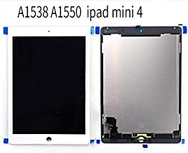 LCD Screen Replacement for Apple iPad Mini 4 7.9Inch with Touch Screen Digitizer Home Assembly Apple Screen Display Repaire A1538 A1550 Gift Tool