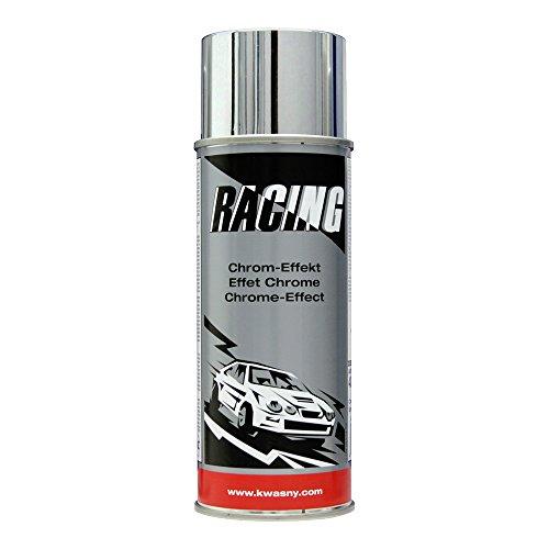 Kwasny 288 023 Auto-K Racing Chrom-Effekt Lackspray Chrome Effect 400ml