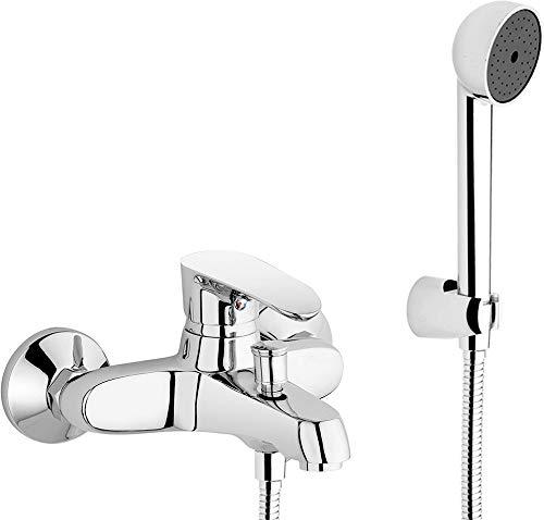 Mamoli Smile rubinetto miscelatore vasca con accessori