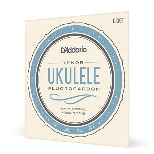 D'Addario EJ99T - Juego de cuerdas ukelele