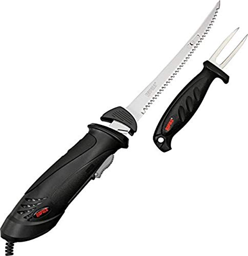 Rapala Electric Fillet Knife, Black