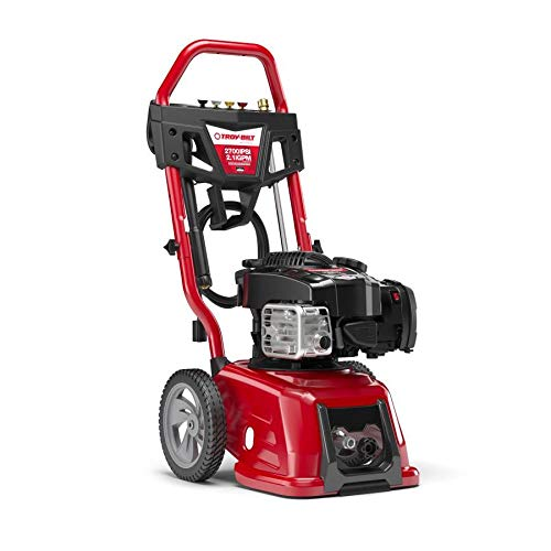 TB Troy-Bilt 2700-PSI 2.1-GPM Cold Water Gas Pressure Washer