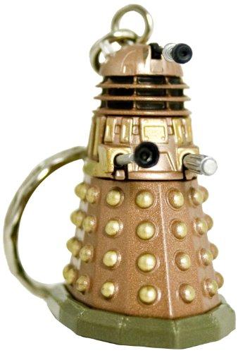 Bluw Llavero Dalek con diseño de Doctor Who