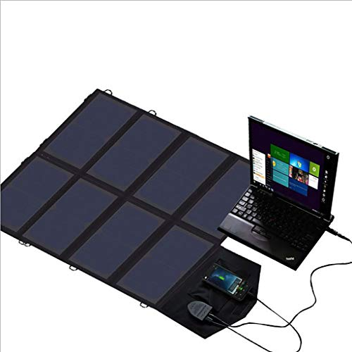 Charger,Meet&sunshine X-Dragon 40W Portable Highly Efficient Foldable and Waterproof Solar Panel