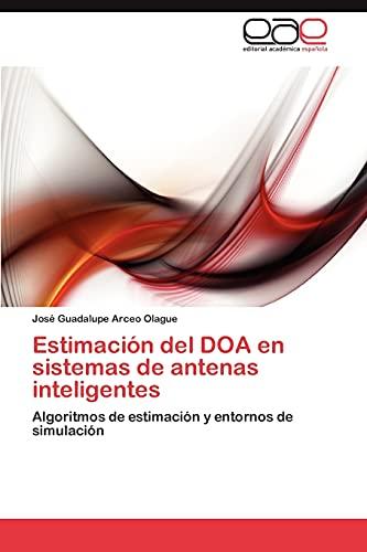 Estimacion del DOA En Sistemas de Antenas Inteligentes