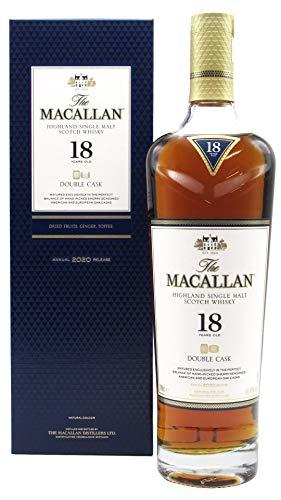 Macallan Double Cask 18 Jahre 0,7 Liter 43% Vol.