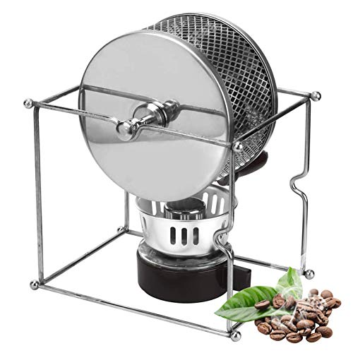 TTFGG DIY Kaffeeröster Kaffeebohnen,Kaffeebohne Röstmaschine Haushaltsbackenmaschine Kaffeebohnen Röstmaschine, Für Erdnuss/Nuss/Bohnenbraten