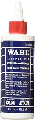 WAHL Clipper Oil [Set of 3]