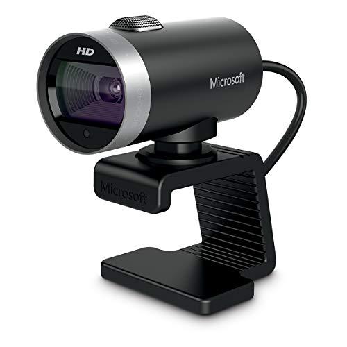 Microsoft H5D-00015 LifeCam Web-Kamera schwarz
