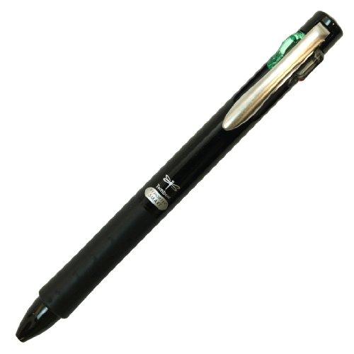 リポータースマート 4色ボールペン【ブラック】 BC-FRL11