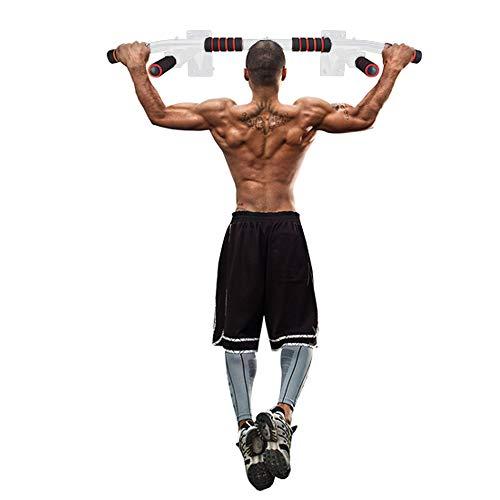 KingSaid Barre de tractions Murale - Pull Up Bar, Barre de Fitness Gym à Domicile - Max 120 KG