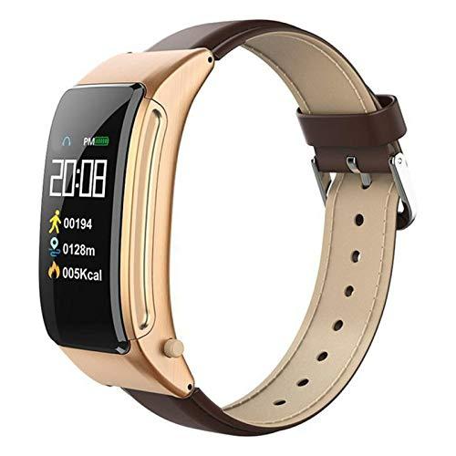 AKL Nuevo B31 Smart Watch Hombres con Auriculares Bluetooth Color Touch Screen Sports Sports Sano Pulsera De Las Mujeres,B