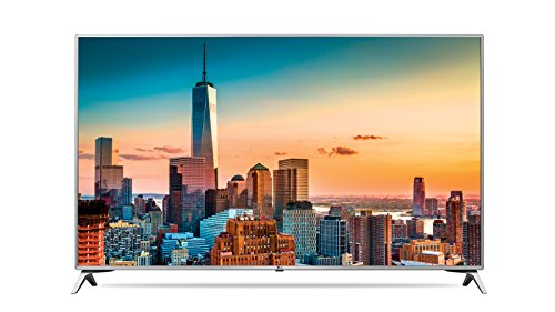 LG Smart TV 49' 4K UHD 49UJ6500 (Renewed)