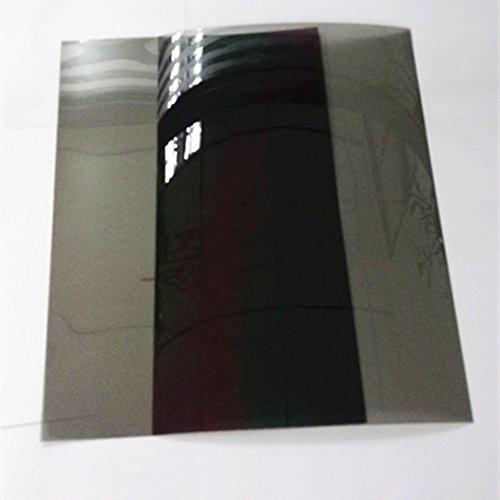 45/135 Degree Linear Polarization A4 Sheets Polarizer Educational Physics Polarized Filters Film Sheets with Adhesive (2pcs Packs) (2pcs 45 Degree)