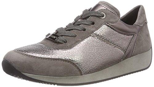 ara LISSABON, Damen Sneaker, Grau (Street 76), 37 EU (4 UK)