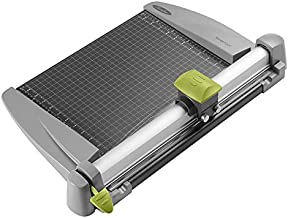 Swingline Paper Trimmer, Rotary Paper Cutter, 15