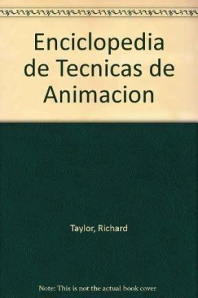 Enciclopedia de Tecnicas de Animacion