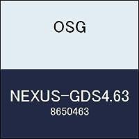 OSG ネクサスドリル NEXUS-GDS4.63 商品番号 8650463