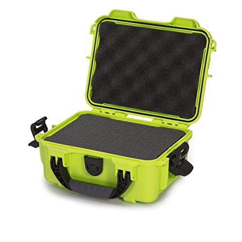 Nanuk 904 Waterproof Hard Case with Foam Insert - Lime