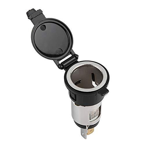 Presa per accendisigari Presa per accendisigari da 12-24 V Adattatore per accendisigari Presa femmina per auto moto