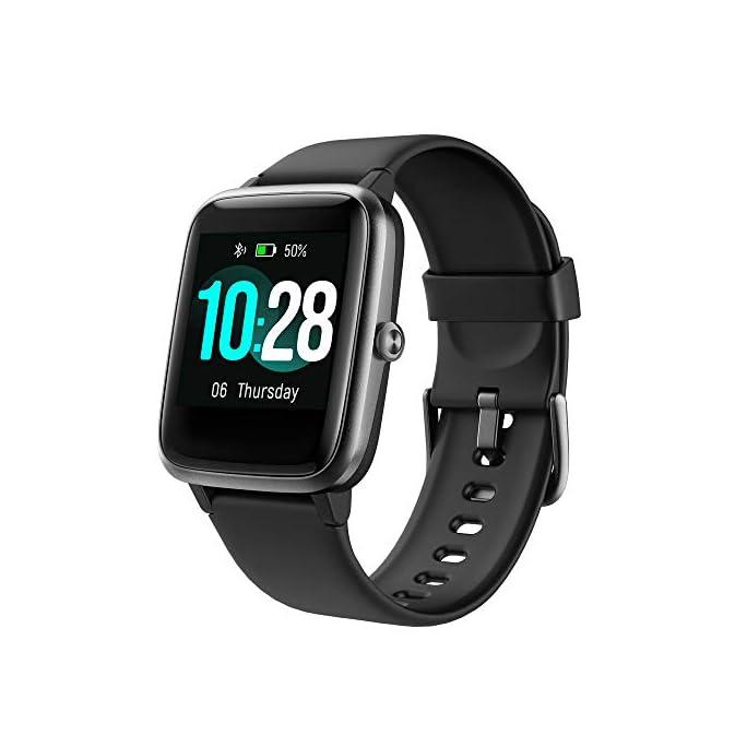 YAMAY Smartwatch Fitness Armband mit Pulsuhren