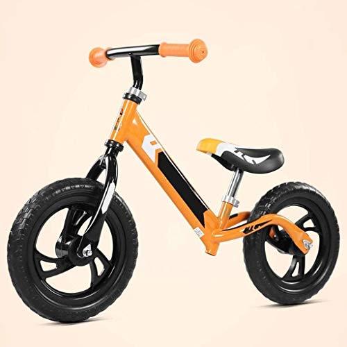LRBBH Bicicleta de Equilibrio para Niños, Cochecitos Livianos Bicicleta de Balance, Balance de Niños Diapositiva para Automóvil Bebé Niño 1-3-6 Años de Antigüedad Scooter