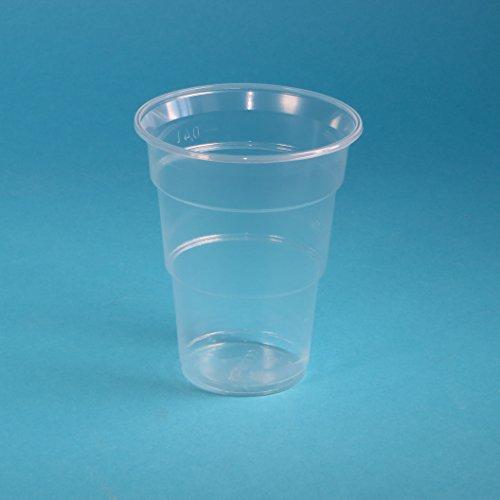 Pro DP Verpackungen -  800 Plastikbecher