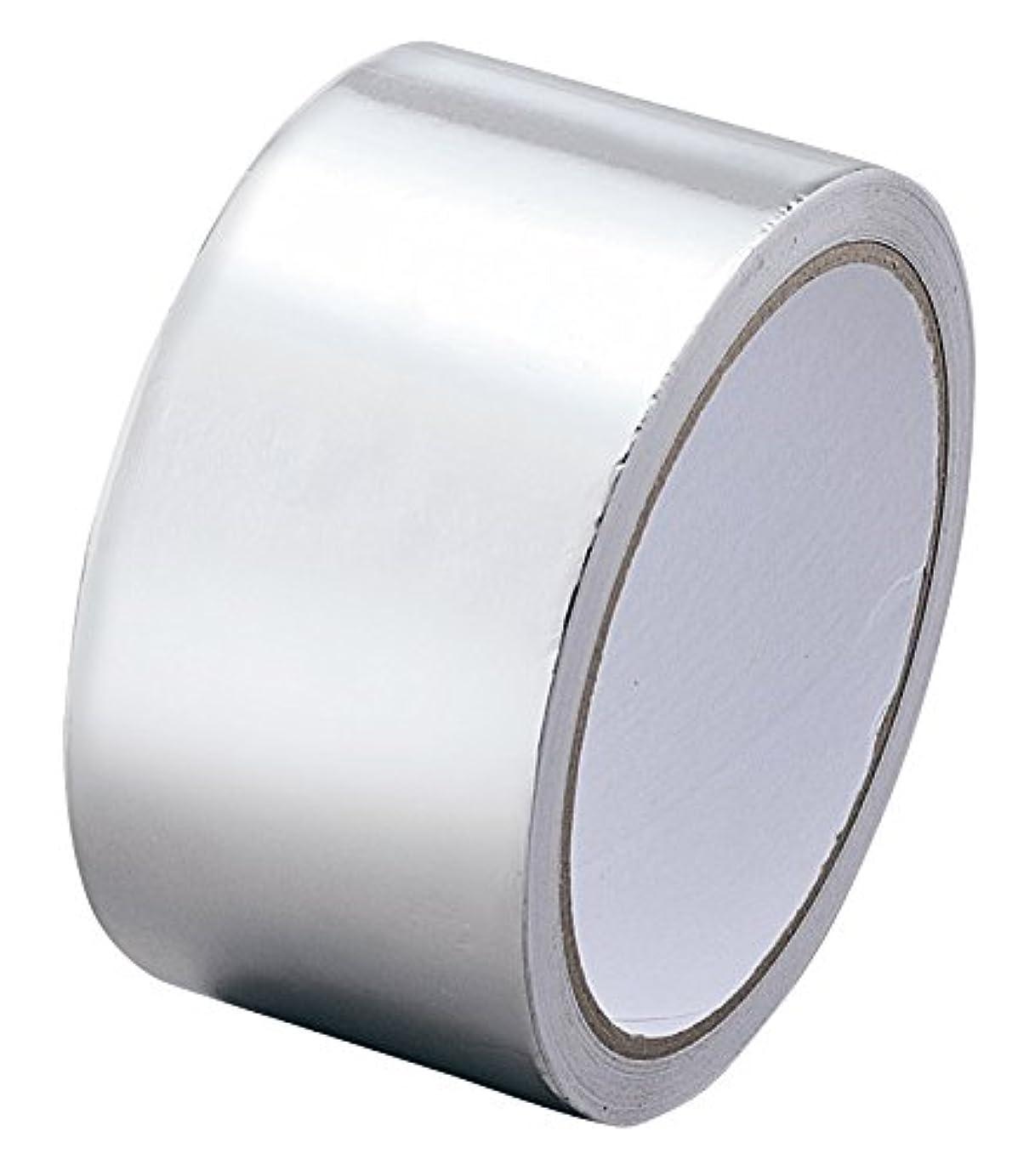 スカートはっきりと広々アズワン アルミテープ 1巻入 /3-6679-01