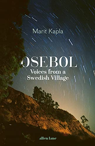 Osebol: Voices from a Swedish Village (English Edition)