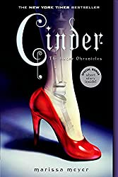YA Fiction - Cinder