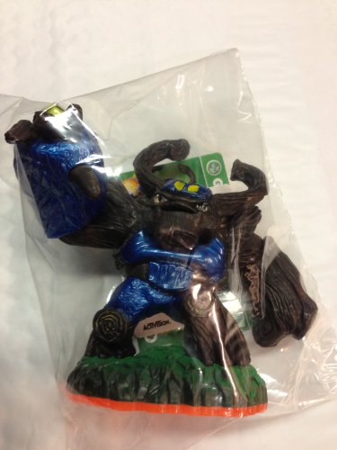 Skylanders Gnarly Tree Rex Loose Figure with Card and Online Code