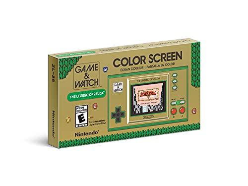 41D yVGpWNS. SL500  - Nintendo Game & Watch: The Legend of Zelda - Not Machine Specific