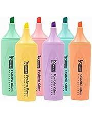 Mikro MK-605P Pastel Renk Fosforlu Kalem