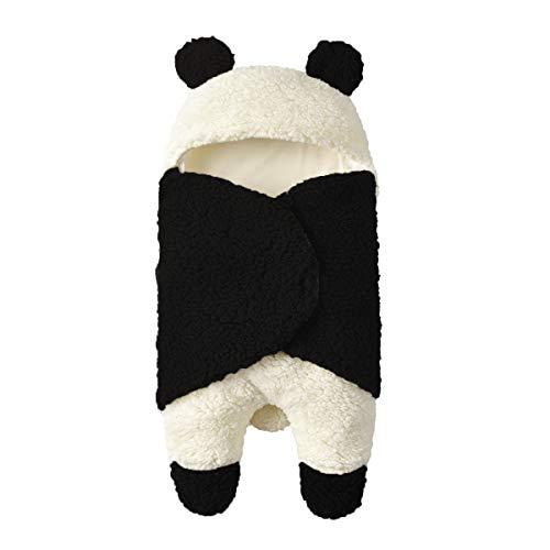 Greetuny Lindo Saco para Dormir Bebe Invierno Dibujos Animados Swaddle Blanket con...