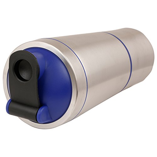 Dubblin Stainless Steel Protein Shaker Bottle