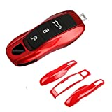 TTCR-II Remote Key Covers For Porsche Boxster...