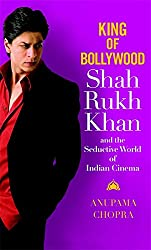 King of Bollywood: Shahrukh Khan.