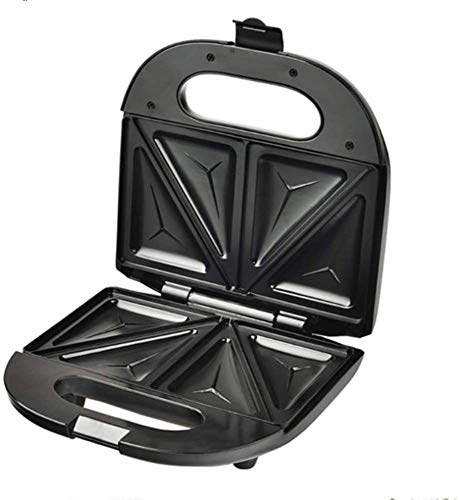 Best Prices! CattleBie Home Mini Triangle Sandwich Maker Bread Toaster Personal Breakfast Machine Fr...