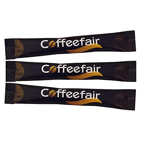 Coffeefair Zuckersticks 1000 x 4g Zucker, Portionszucker in schlichtem Design