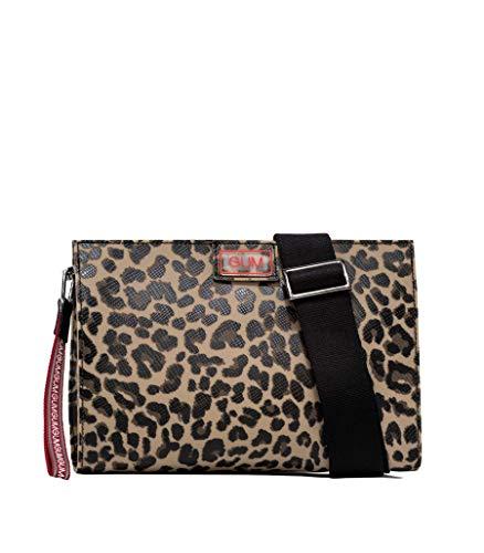 GUM Tasche Seven Media Damen Leopard BS 2198/20PE0226 One size