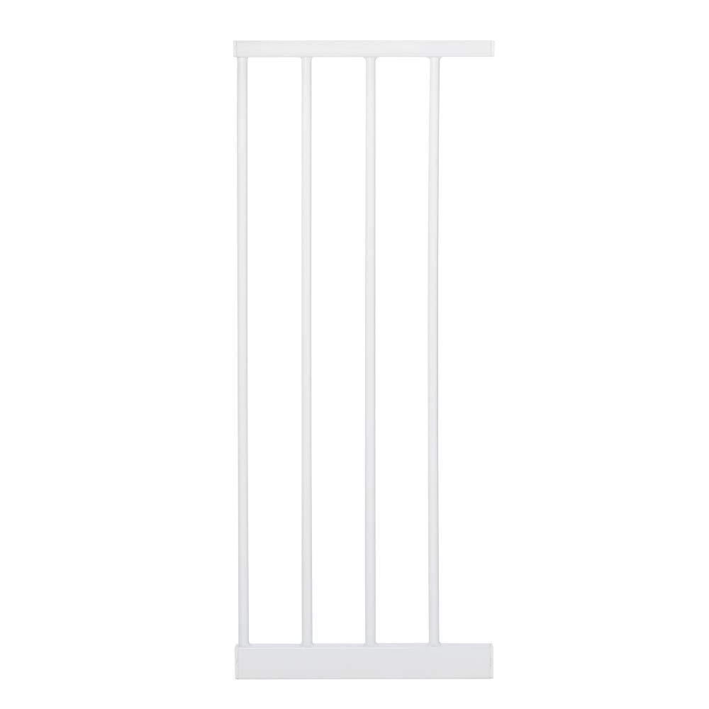 Toddleroo by North States 4 Bar Extension for Essential Walk Thru Baby Gate: Adjust your gate to fit your space, Add up to three extensions, No tools required, (Adds 12