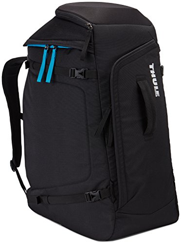 Thule Unisex's RoundTrip snowsport bag, Black, 60 L US