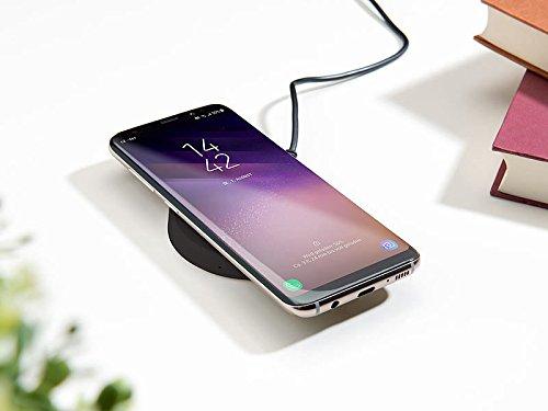 Callstel Kit Chargement à Induction Compatible Qi pour Galaxy S5
