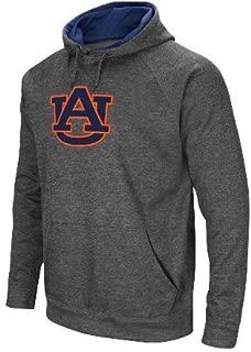 Colosseum NCAA Men's Fleece-Lined Hoodie Pullover Sweatshirt - Team Colors and Logos