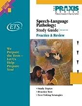 Speech-Language Pathology Study Guide (Praxis Study Guides)
