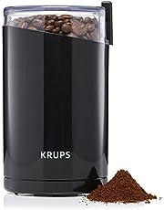 Krups 1500813248 Kaffekvarn, Svart