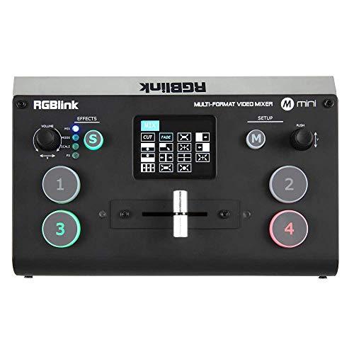 RGBLINK Mini Multiformat Video Mixer mit HDMI Eingängen, RGMINI