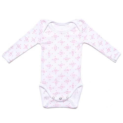 Love Water Polo Long Sleeve Infant Baby Boy Girl Baby Romper Jumpsuit Onsies for 6-24 Months Bodysuit
